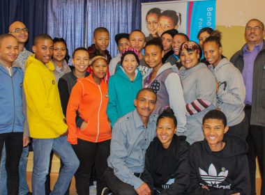 LOERIESFONTEIN WIND FARMS LAUNCH COMMUNITY SUBSTANCE ABUSE PREVENTION PROGRAMME