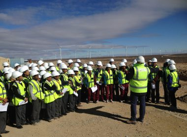 WIND FARMS COLLABORATE WITH RENEWABLE AND SUSTAINABLE ENERGY DEPARTMENT